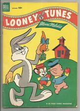 LOONIE TUNES AND MERRIE MELODIES NO 143. SEPTEMBER 1953 BUG BUNNY COVER