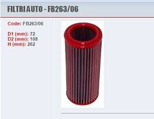 FILTRO ARIA SPORTIVO BMC AUDI A2 8Z0 DAL 2000> 1.2 1.4 1.6 TDI FSI 263/06