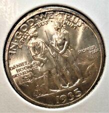 1935 Silver Daniel Boone Half Dollar US Commemorative Coin