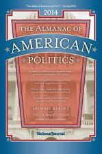 THE ALMANAC OF AMERICAN POLITICS 2014 - BARONE, MICHAEL/ MCCUTCHEON, CHUCK/ TREN