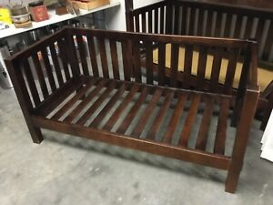 Mission Arts & Crafts Sofa Bench (Possibly Stickley) 3 Available - Excellent