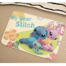 Lilo Stitch Soft Absorbent Foam Non-slip Bathmat Bedroom Rug y41 w0031