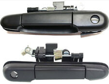 New Outer Door Handle Front Pair Set Left /& Right For 91-95 Toyota Tercel Paseo