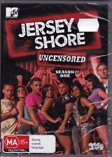 Jersey Shore - Season One - DVD (Brand New Sealed) Region 4
