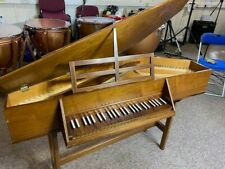 More details for john morley v4 virginals italian spinet - used but in working condition