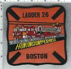 Boston Fire Department (Massachusetts) Ladder 26 Shoulder Patch version 1