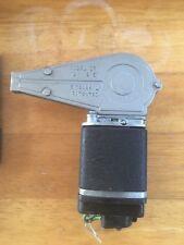 LUCAS 75084 EARLY JAGUAR XK120 REBUILT WIPER MOTOR DATED  12/51 EXCHANGE