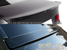 Painted AC Style Trunk Lip + 3D Roof Spoiler For 11-15 BMW F10 528i 535i 550i M5