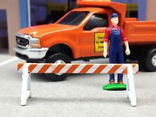1/64 SHOP/GARAGE CONSTRUCTION BARRICADE