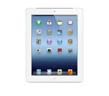 Geniune Apple iPad 3 3nd Generation 64GB WiFi + 4G White *VGWC!* + Warranty!