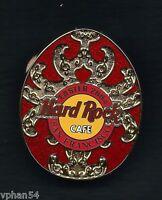 Hard Rock Cafe San Francisco EASTER EGGS 2004 Guitar pin. P3