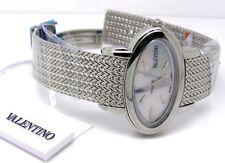 Valentino Luxury Signature Ladies Stainless Steel V50SBQ9991S099 Watch New