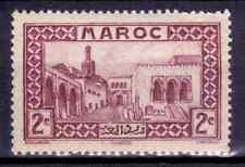 1933-34  MAROC  Y & T   N° 129   Neuf *  AVEC CHARNIÈRE