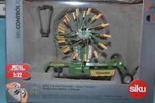 Siku Control32 6782 2 - Kreisel-Schwader zu Siku RC Modellen und 1:32 Farmer NEU
