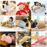 40/60CM Chubby Blob Seal Plush Doll Pillow Stuffed Cartoon Cute Animal Toy Gifts