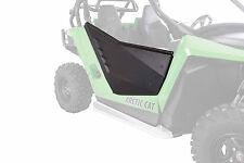 Arctic Cat OEM Wildcat Trail / Sport Black Aluminum Doors 1436-984