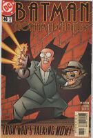 DC Comics BATMAN GOTHAM Adventures #46 scareface Low Print Run