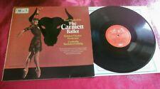 THE CARMEN BALLET - BIZET-SHCHERDIN - LP EX/EX+/ASD 2448/1968 UK