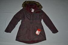 THE NORTH FACE WOMEN'S CAYSEN PARKA RED HEATHER M MEDIUM BRAND NEW AUTHENTIC