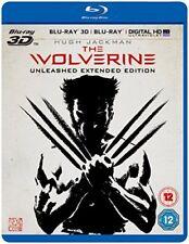 The Wolverine [Blu-ray] [DVD][Region 2]