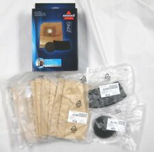 Bissell 4122 Zing Canister Vacuum 5 Bags and 2 Filters, 1480