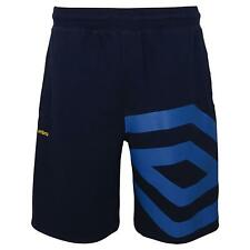 Umbro Men's Detonation Shorts, Navy/Turkish Sea