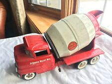 1960's Vintage Collectable Structo Ready Mix Concrete Truck