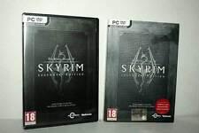 SKYRIM LEGENDARY EDITION GIOCO USATO OTTIMO PC DVD VERSIONE ITALIANA GD1 53165