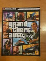 Grand Theft Auto V - Bradygames Guide - Signature Series - GTA Five