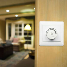 Ajustable 220V 100W controlador LED Interruptor Regulador Para Lámpara Bombilla Regulable