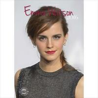 SALE !! SALE !! EMMA WATSON LARGE WALL CALENDAR 2016 NEW AND FACTORY SEALED