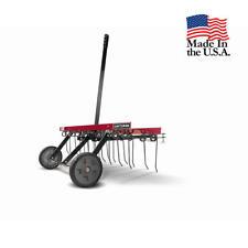 Craftsman Riding Mower Universal 40 Inch Rear Mount Dethatcher