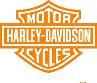 Harley Davidson Motorbike Motor Cycles Car Decal Vinyl Sticker For Bumper