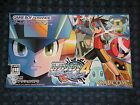 NEW GBA ROCKMAN EXE 4 Megaman Tournament BLUE MOON Game Boy Advance CAPCOM JAPAN