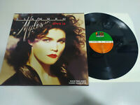 "Alannah Myles Love Is Atlantic 1989 Deutsch Edition - Maxi LP Vinyl 12 "" VG/VG"