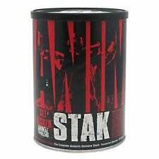 UNIVERSAL NUTRITION ANIMAL STAK 21 PACKS FREE SHIPPING