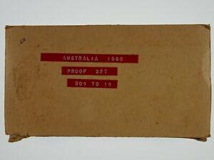 1966 Royal Australian Mint Proof Coin Set