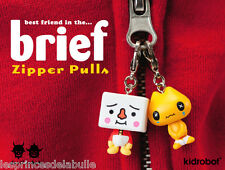 Designer-Toy In The Brief Zipper-Pulls x1 Blind-Box Figure Charms by Kidrobot