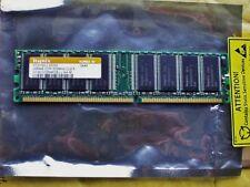 Hynix 256MB system memory module DDR333 SDRAM 168 pin DIMM