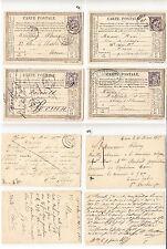 CPA précurseur Rouen Décembre 1876 lot 478