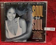 CD soul to soul doppel cd   (Kombi Versand möglich (640 )