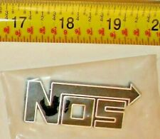 "NOS Nitrous Oxide 15lb Bottle Label Decal Super High BEST Quality Sticker 5.5X7/"""