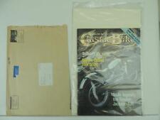 Vintage Jan 1982 CLASSIC BIKE Magazine Trifield AJS Trials and Mailer L2380