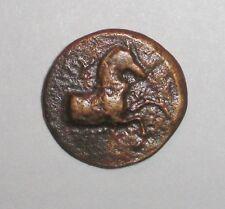 Ancient Greek, Aeolis, Kyme. c. 4th Century BC. Horse, Vase