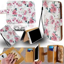 For Samsung Galaxy S S2 S3 S4 S5 - Leather Wallet Card Stand Flip Case Cover