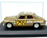 Coche Auto Alfa Romeo 1900 Ti Escala 1/43 diecast Rally Rallye M4 Racing Raro
