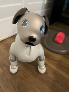 Sony AIBO ERS-1000 Robot Dog Ivory White - Bought from Sony US July 28, 2021