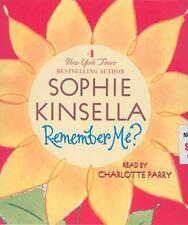Remember Me? by Sophie Kinsella (2008, CD, Abridged)