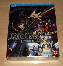 Blu Ray Box - Code Geass (Codegeass) Lelouch of the Rebellion 2.Staffel Neu OVP