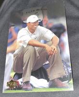 2003 UD Upper Deck Tiger Woods 1 Grading Warranty Read Description Early Card
